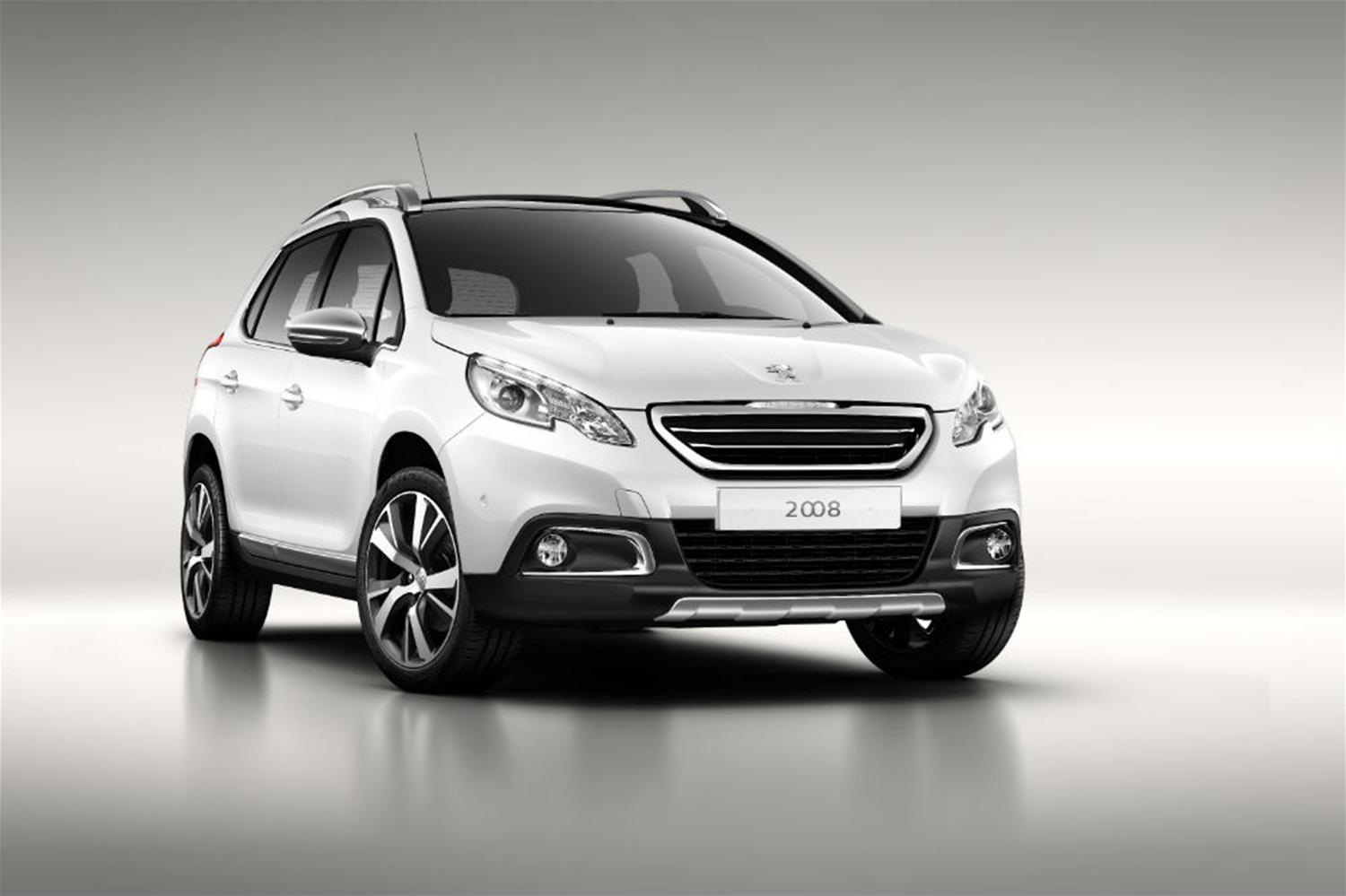 Prices announced for new Peugeot 2008 crossover
