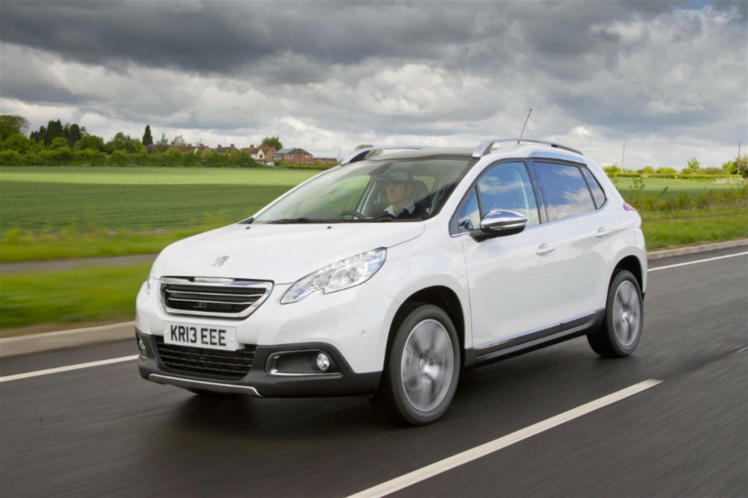 Peugeot 2008 launched following pre-order influx