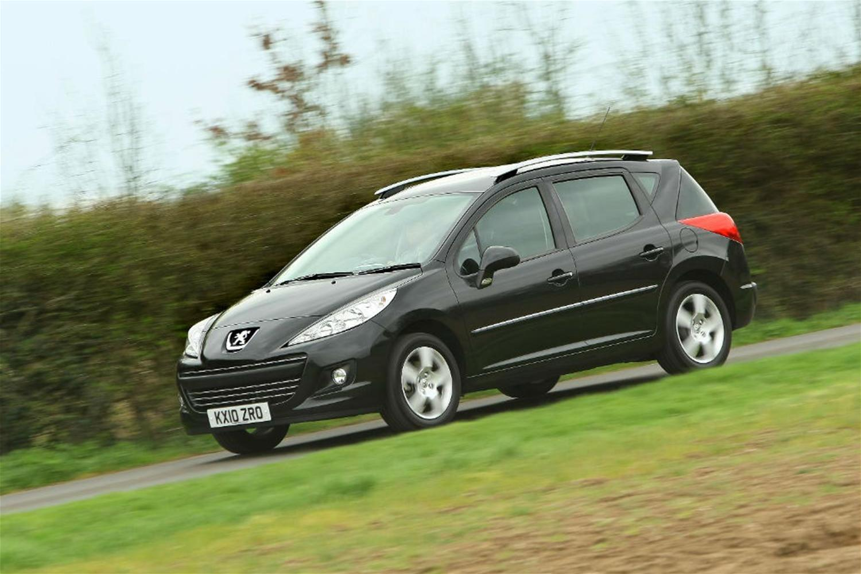 Best used estate cars for under £10,000