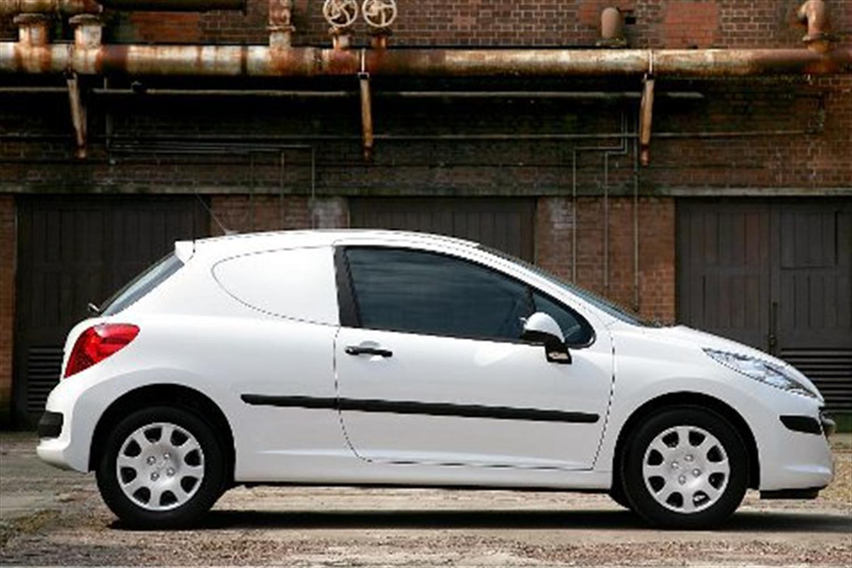 Top ten best, cheapest vans in 2012