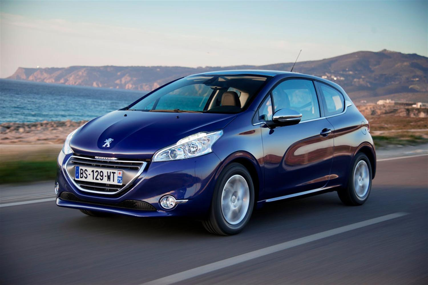 Is the Peugeot 208 better than the Fiesta?