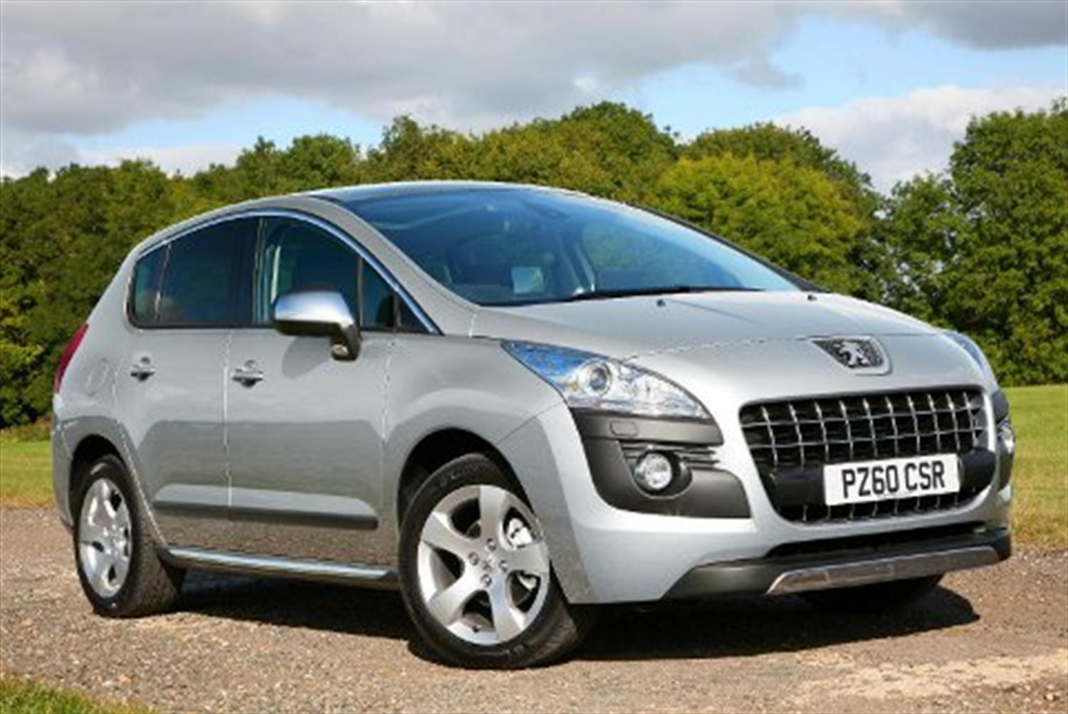 Peugeot 3008 Special Editions Revealed
