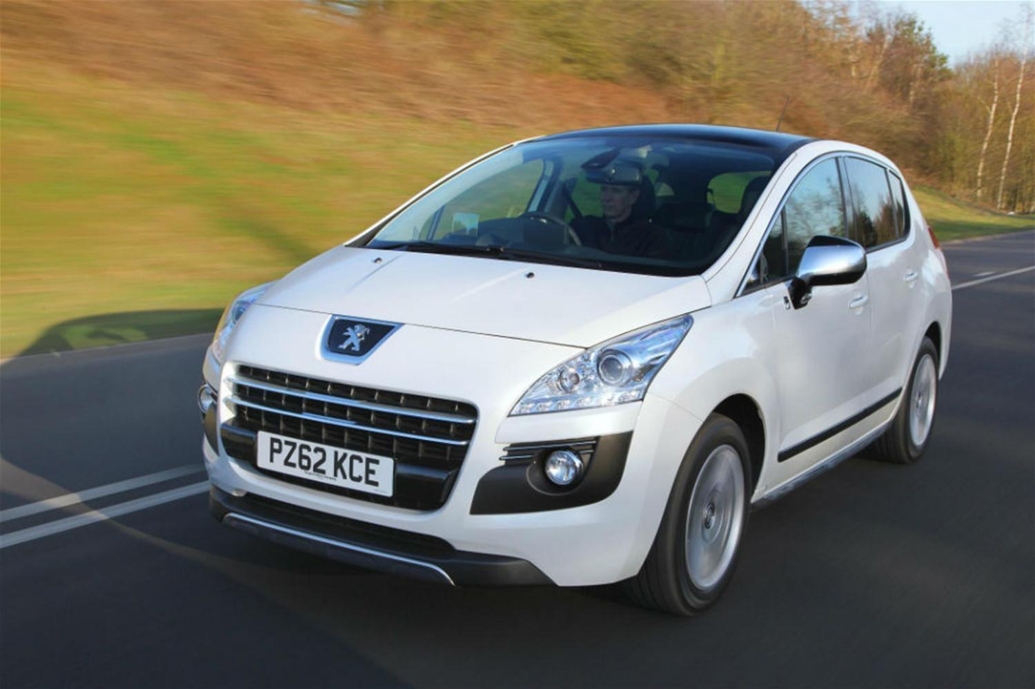 CO2 CUt for Peugeot 3008 Hybrid4