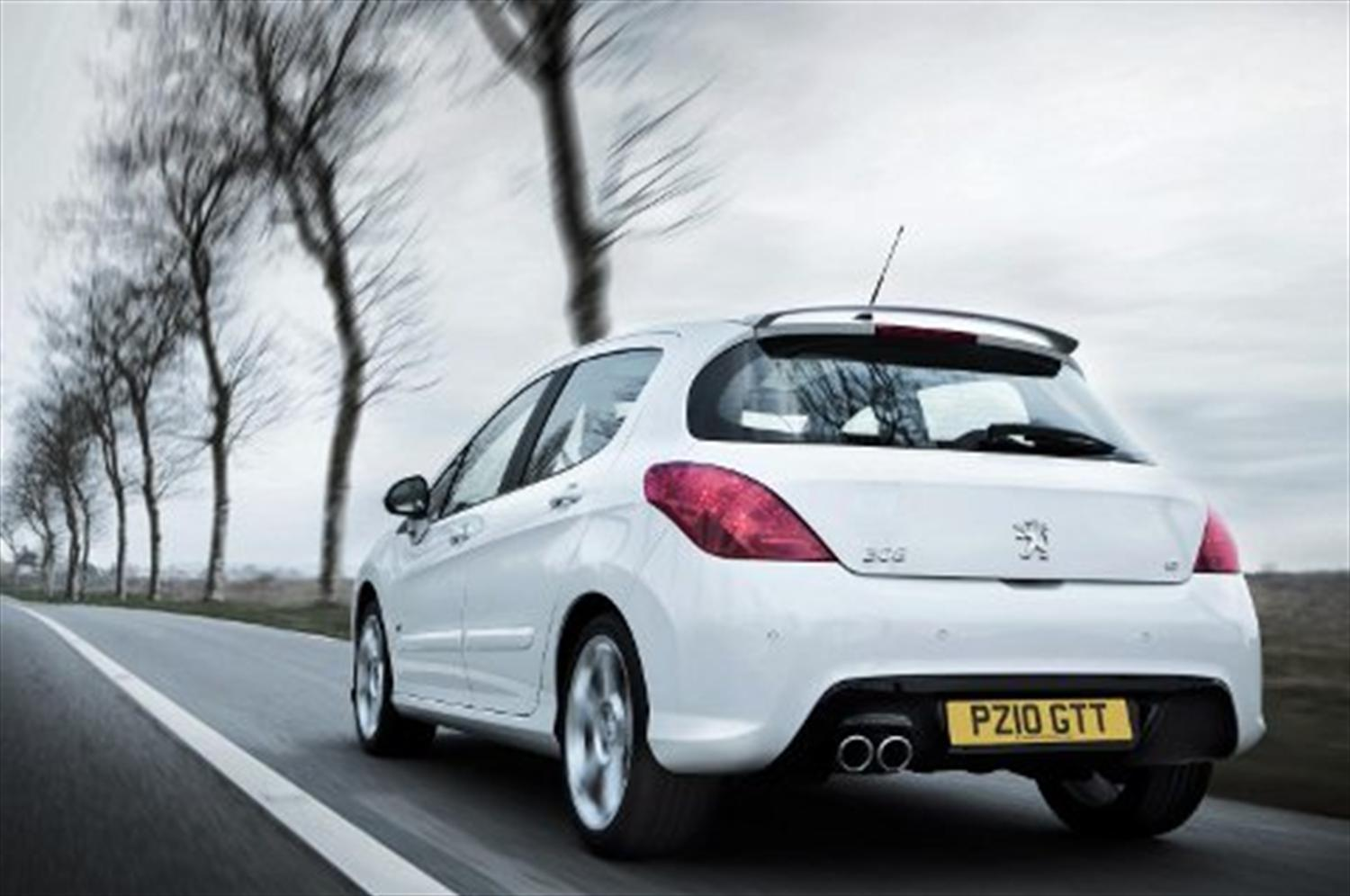 Peugeot to Simplify Car Names