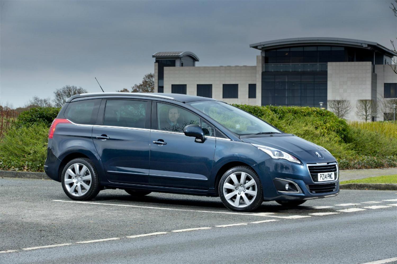 Peugeot Revises 5008 Model Range
