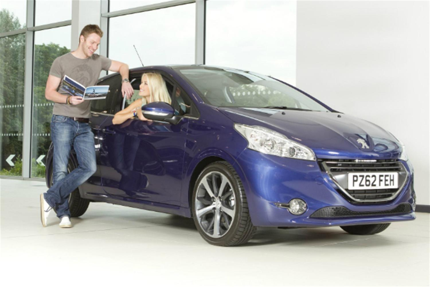 Peugeot 208 added to Just Add Fuel list