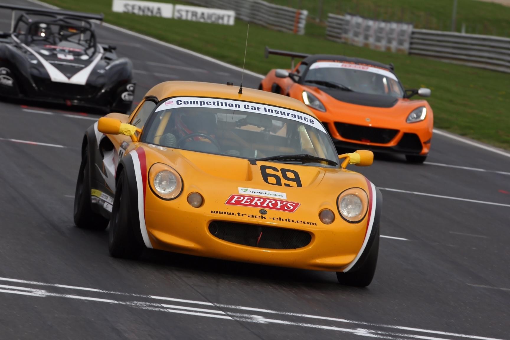 Lotus Cup UK Race Report - Silverstone