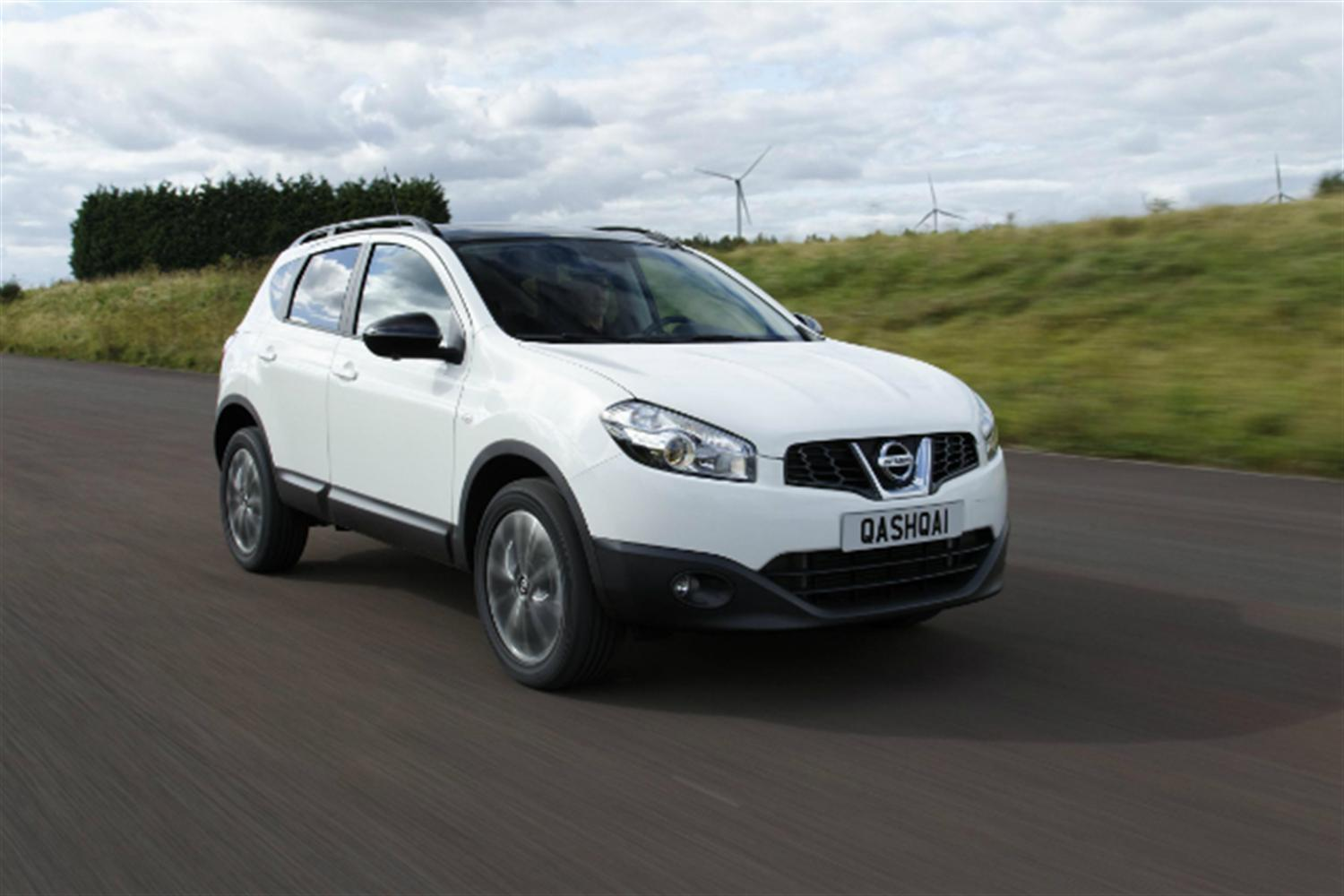 New Nissan Qashqai 360 Launched