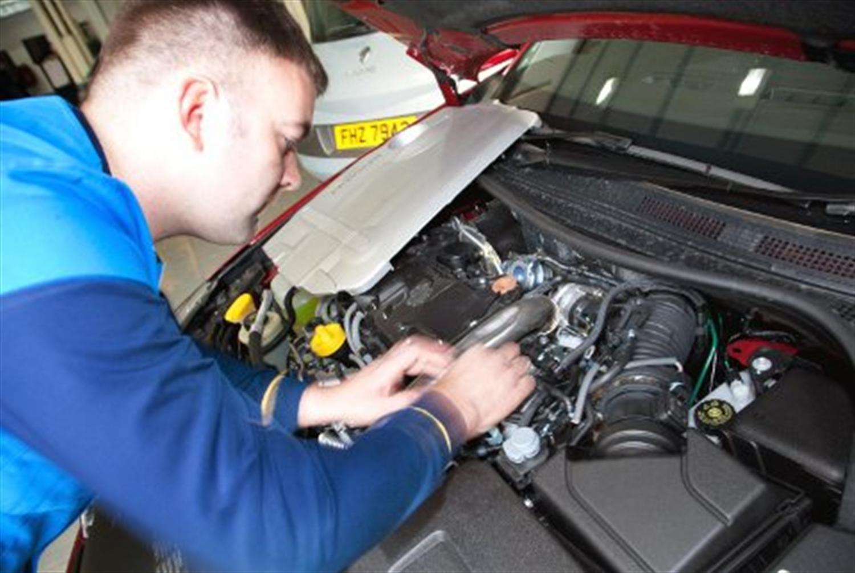 Perrys offers free visual car health checks
