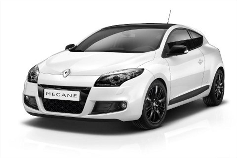 Renault Megane Coupe Monaco GP Revealed