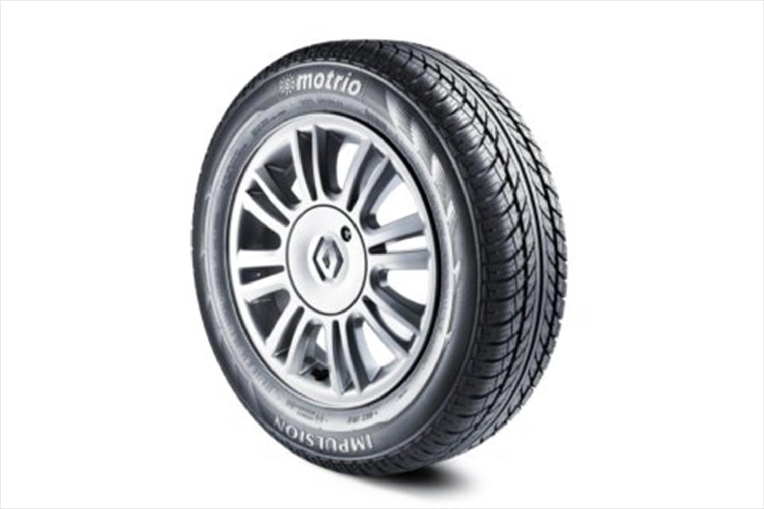 Renault Launches its Own Low-Cost Tyres