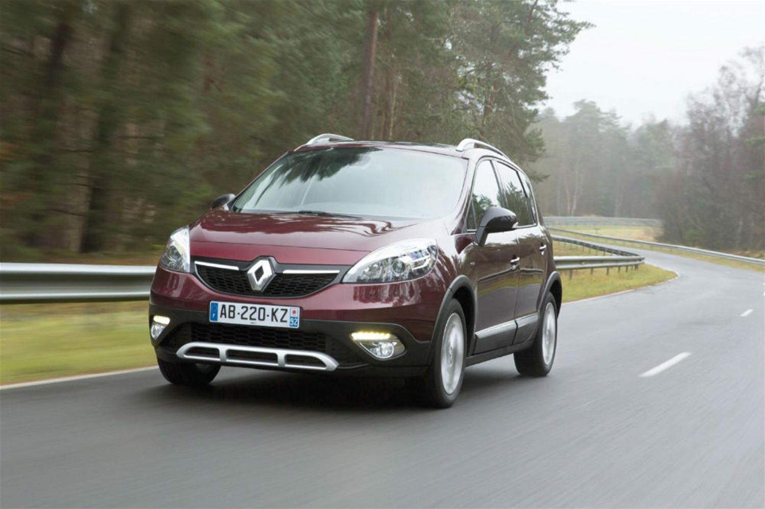 Renault Scenic Xmod Prices Announced