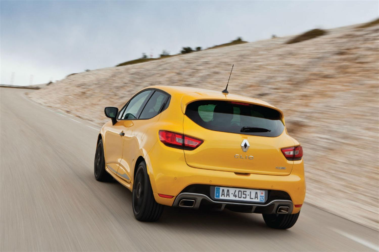 Extensive Details Published for the Renaultsport Clio 200 Turbo