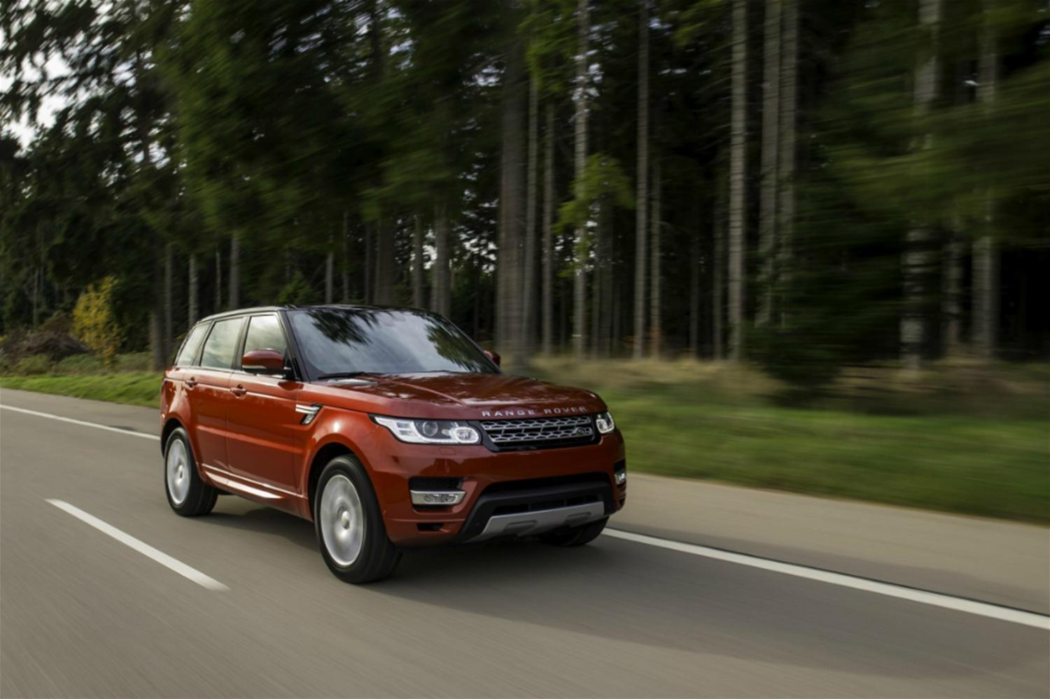 Range Rover Sport Wins Another 4x4 Award