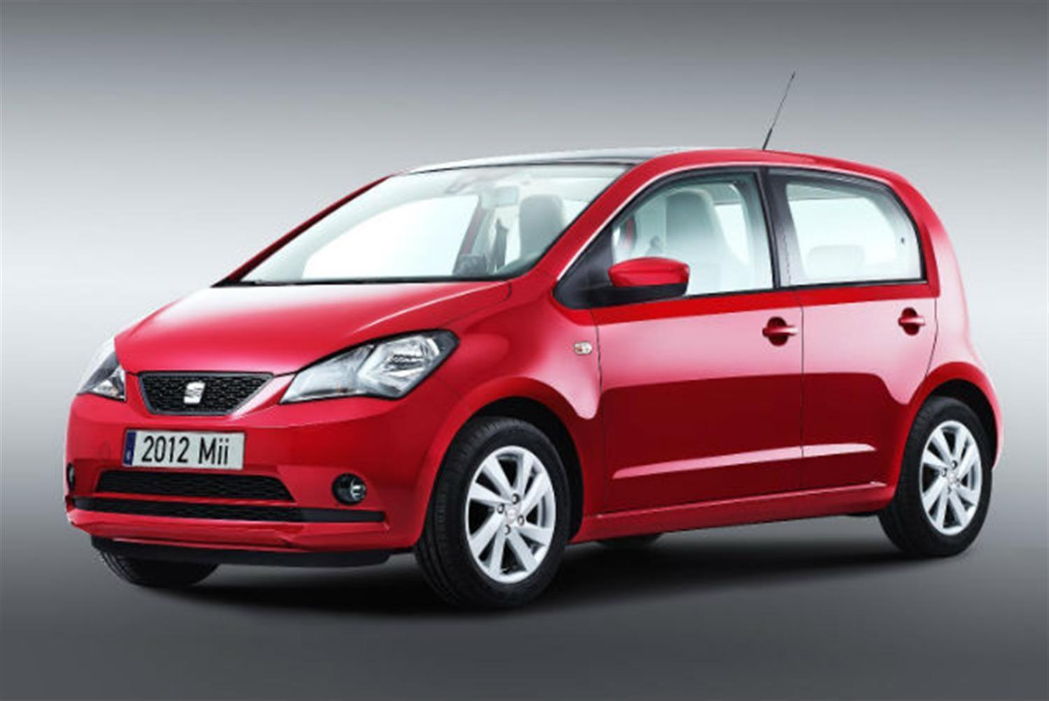 New Seat Mii on Sale in June