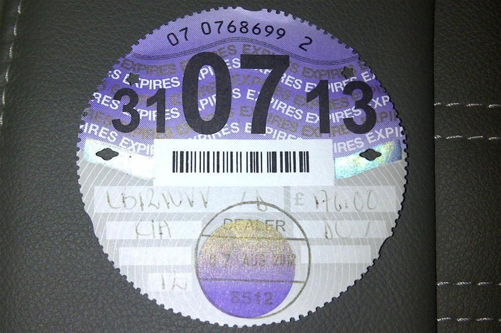 Bring Back the Tax Disc