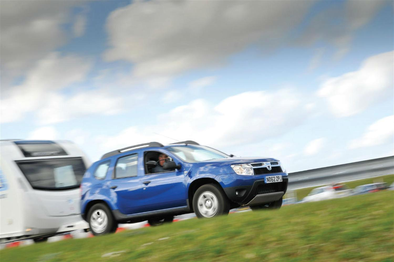 Dacia Duster Grabs a Towcar Award