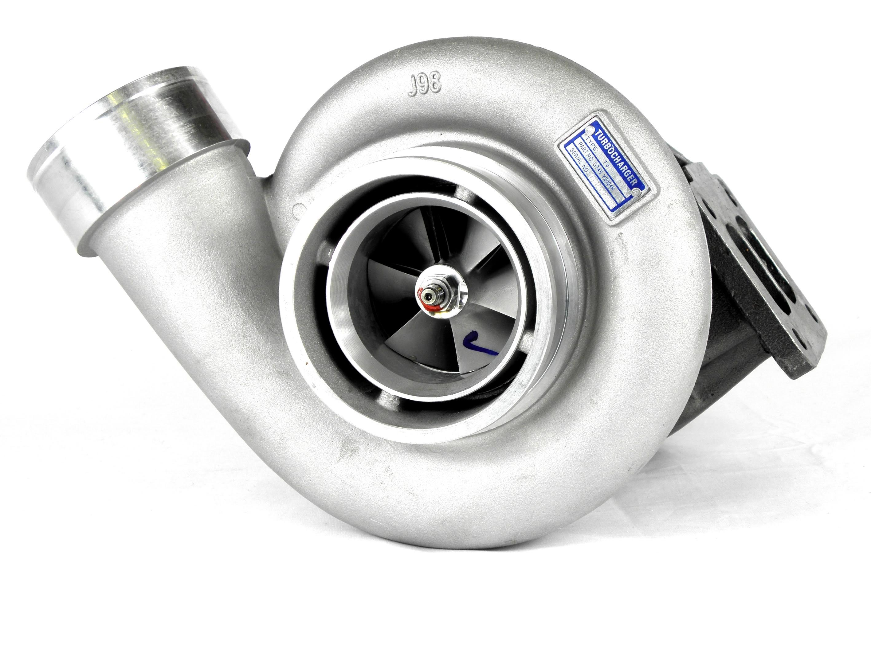 The Rise of The Turbocharger
