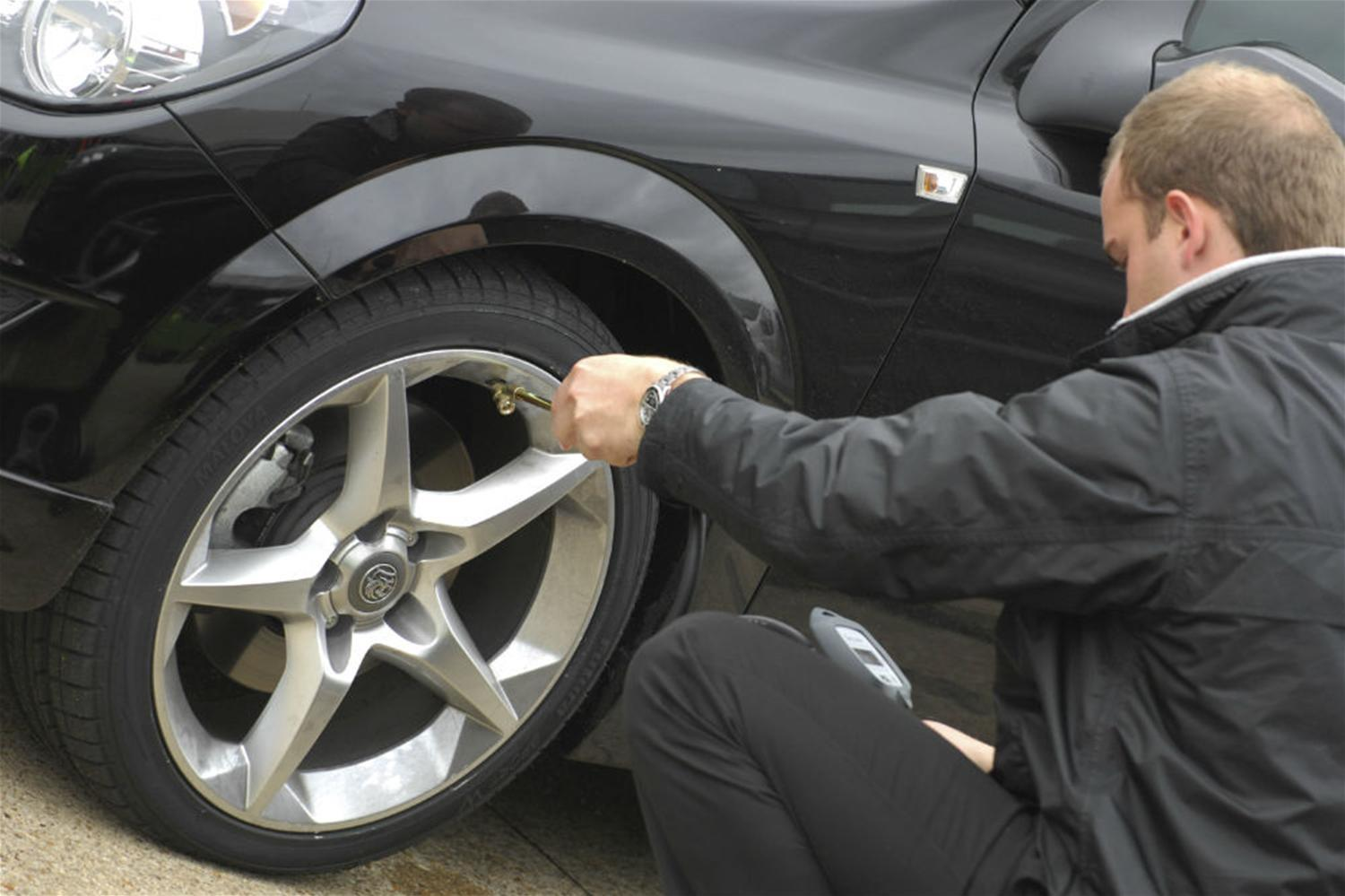 The Importance of Getting Your Tyres Checked