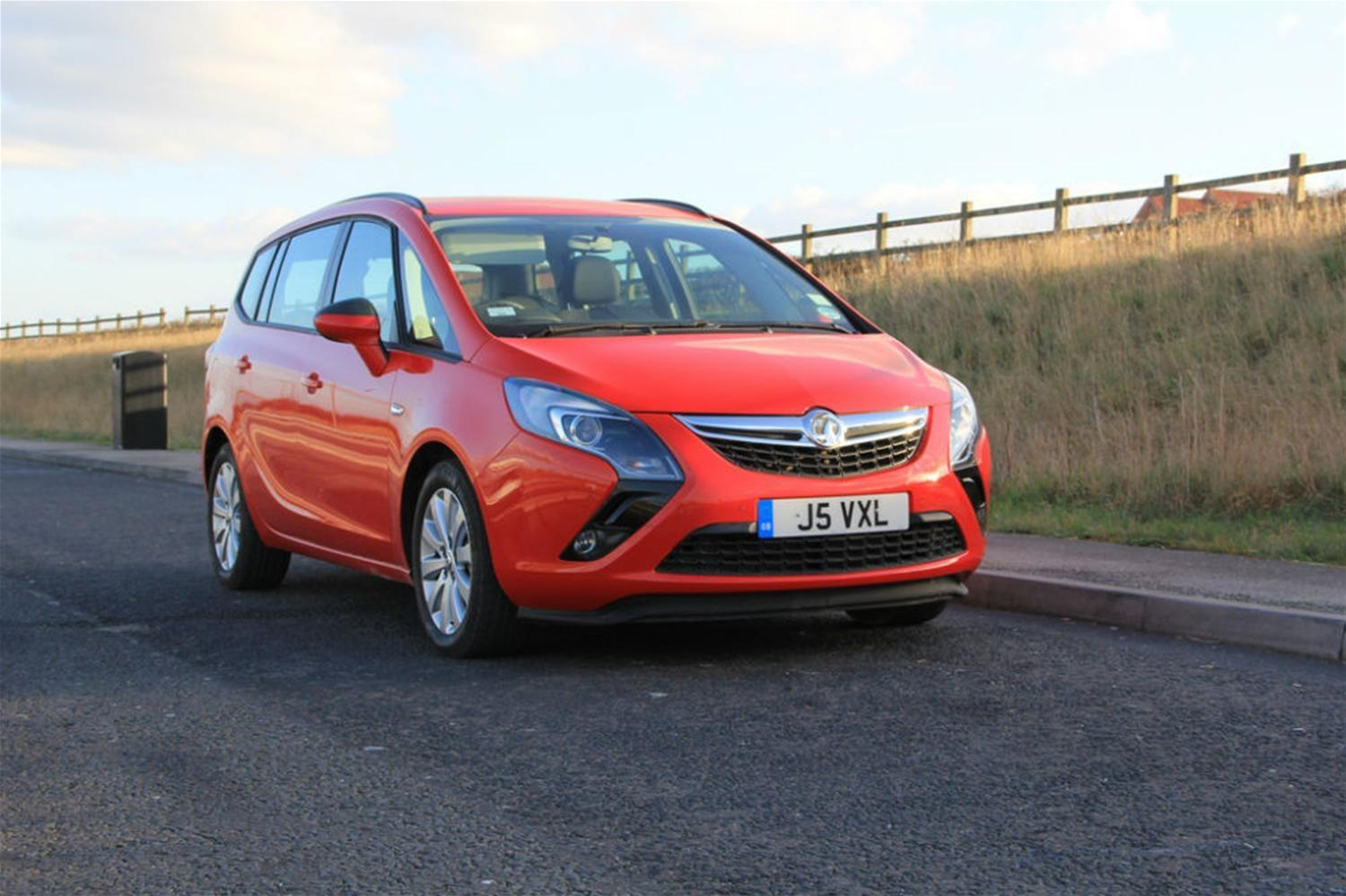 Cleanest Diesel Ever for Vauxhall Zafira Tourer