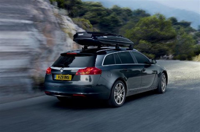Vauxhall introduces summer accessories range