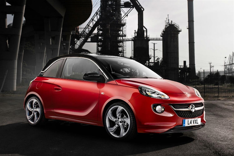 Vauxhall ADAM Grabs Buisness City Car Accolade