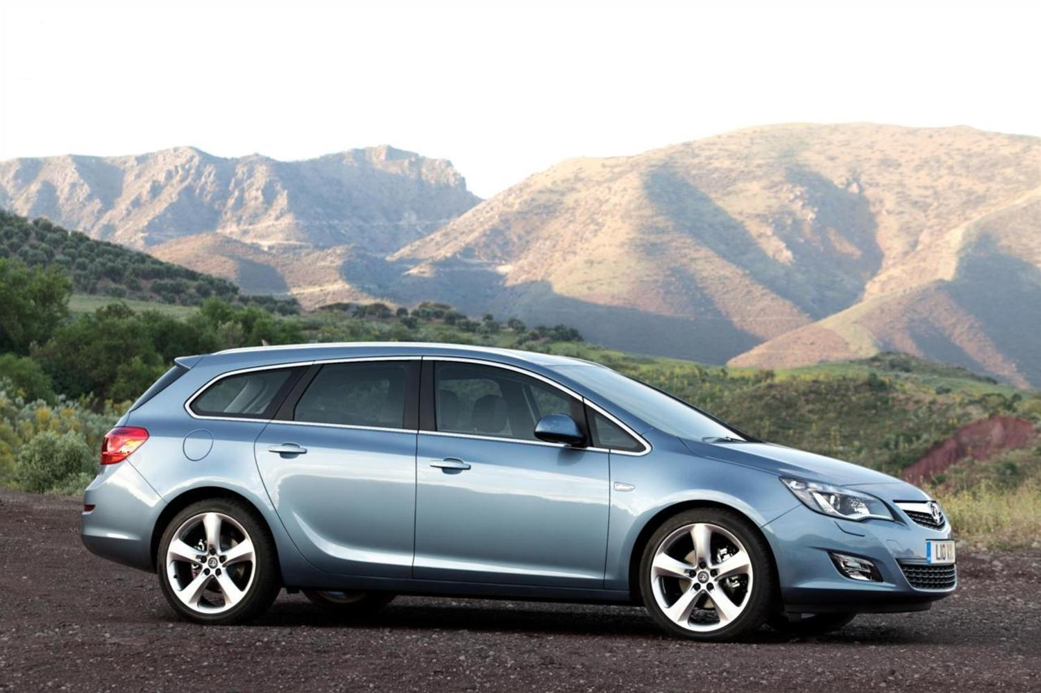 Top ten best estate cars for 2011