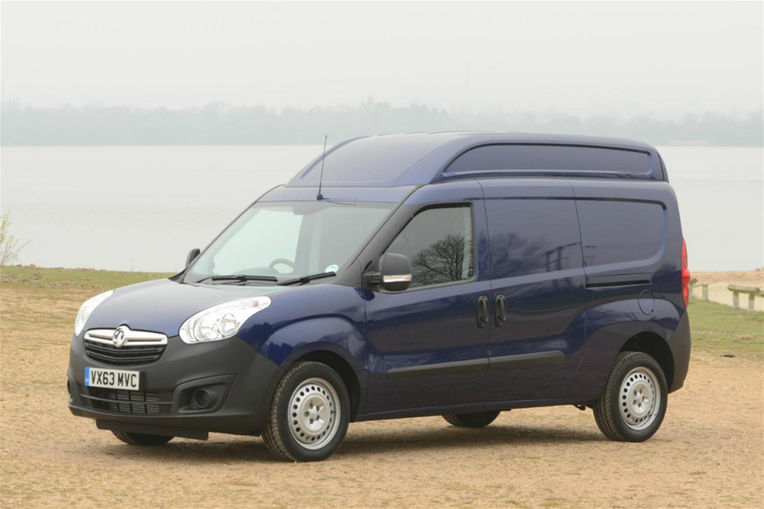 New and bigger bodystyle added for Vauxhall Combo