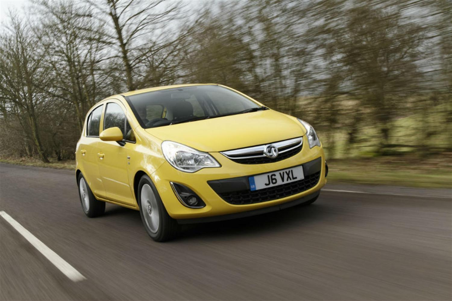 Vauxhall Big Event Offers 500 Pounds Free Fuel