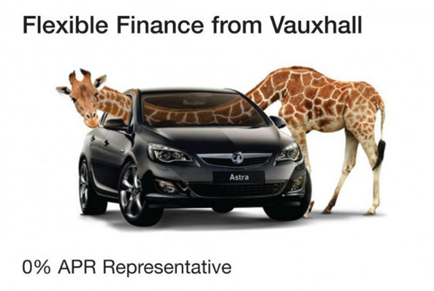 Vauxhall 0 Finance Offer Announced