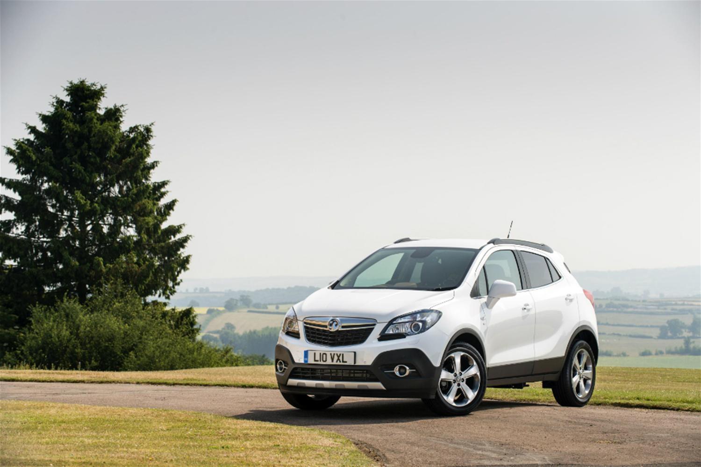 Vauxhall Mokka Reaches 200,000 Orders Milestone