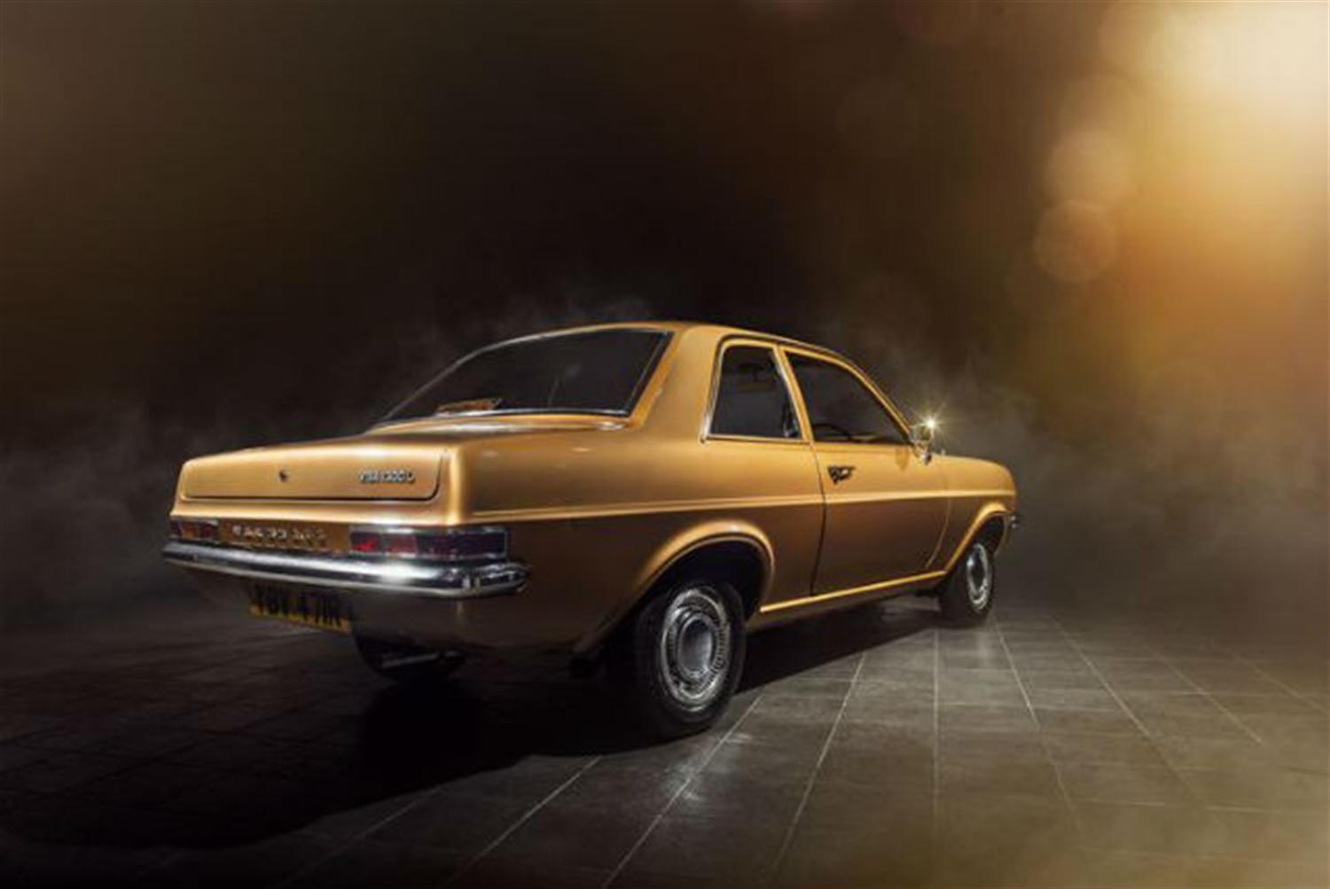 Classic Vauxhall Viva to be auctioned by Perrys