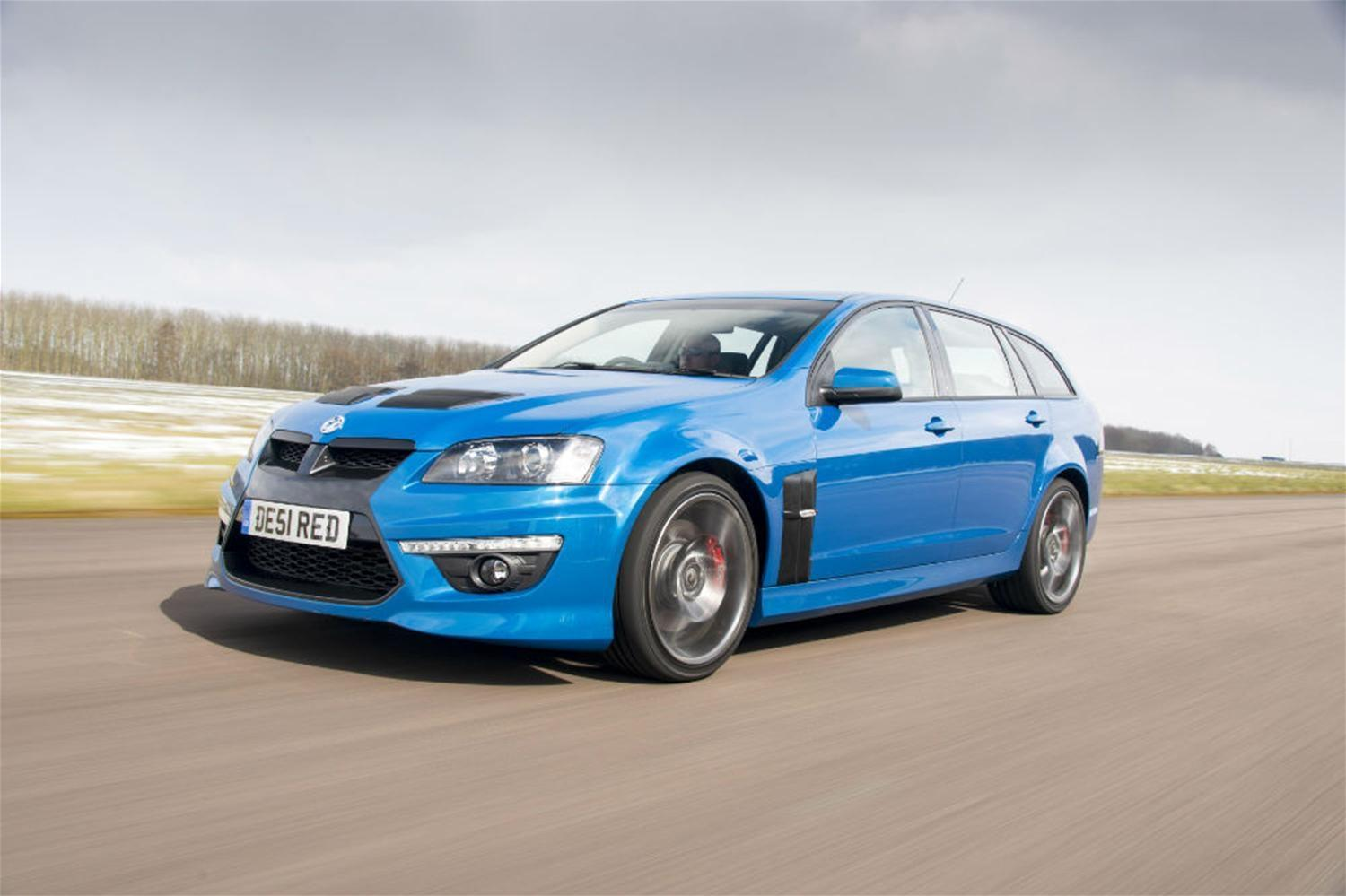New VXR8 Tourer is Vauxhall's Fastest Estate