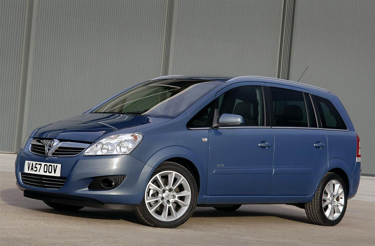 New Vauxhall Zafira deal drops prices by £7,500