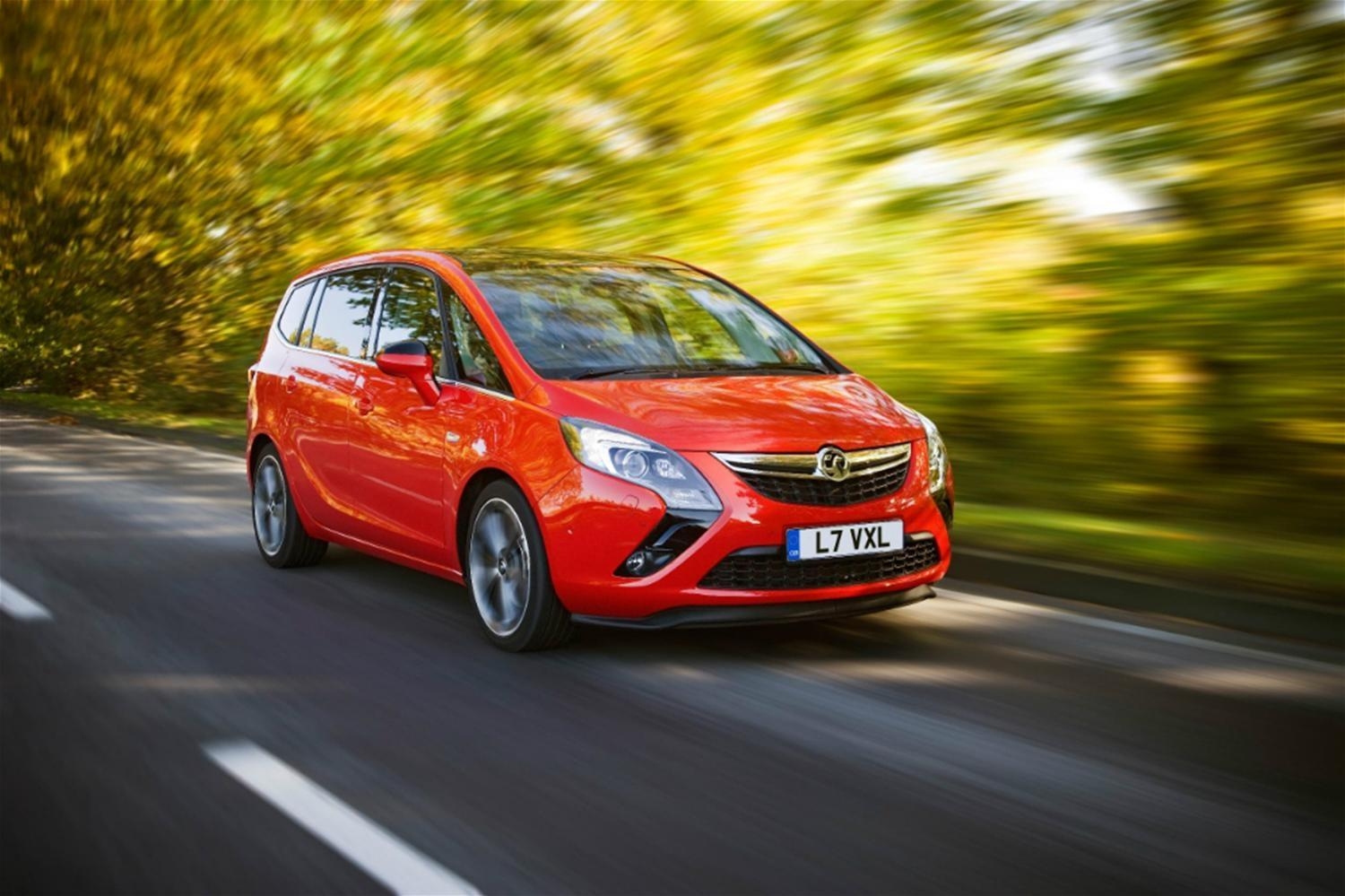 Vauxhall Zafira Tourer Claims Mini MVP Award