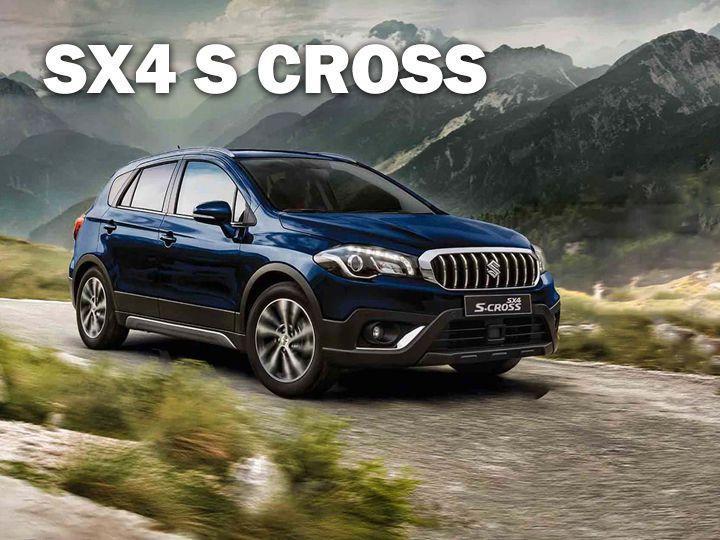 SX4 S Cross