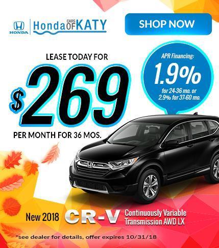 2018 CR-V