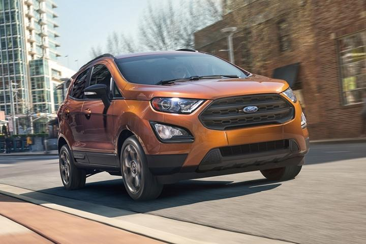 New 2020 Ford Ecosport in ,
