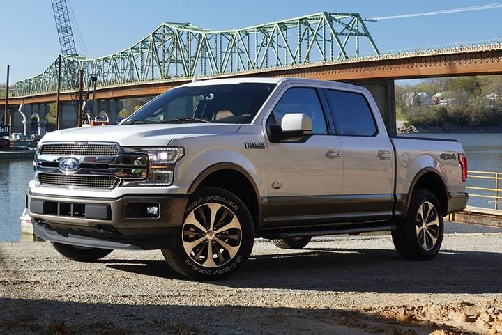 2020 Ford F-150 Overview | South Bay Ford