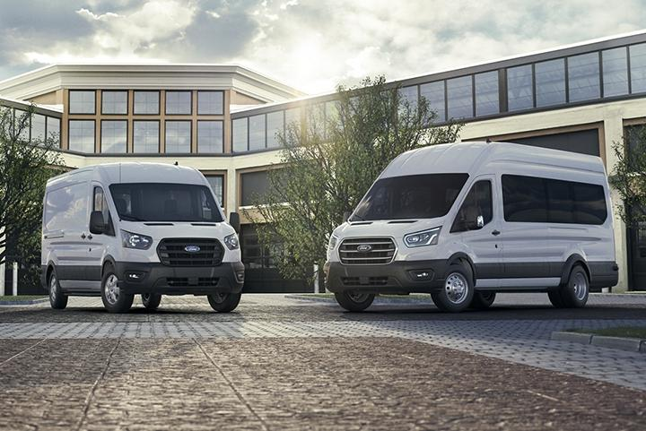 New 2020 Ford Transit in ,