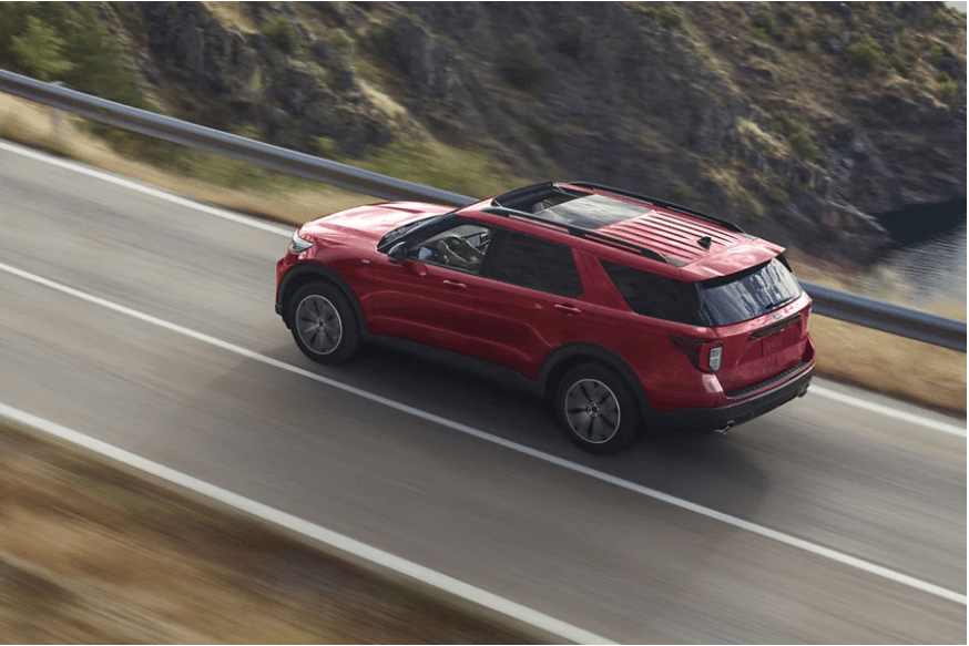 2022 Ford Explorer ST Line   Southern California Ford Dealers