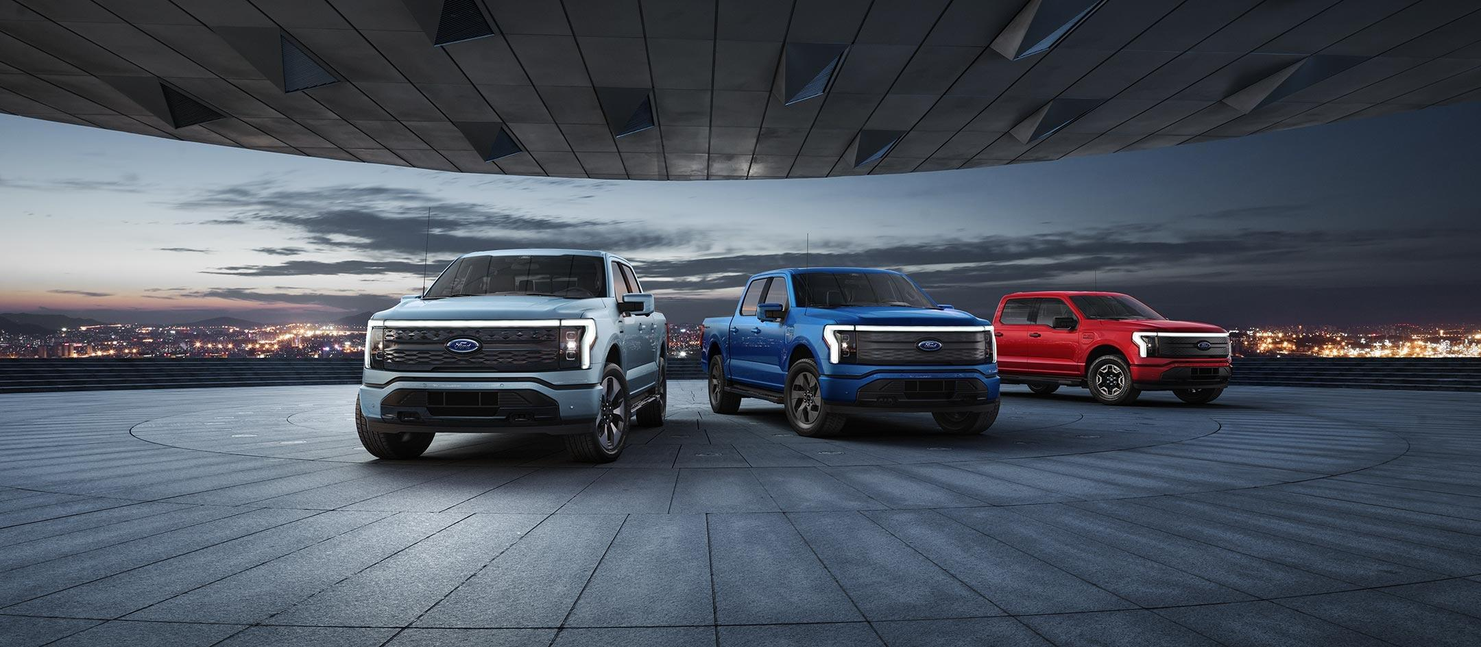 All-New Ford F-150 Lightning Reveal | Southern California Ford Dealers
