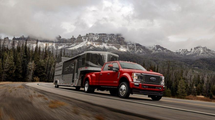 2020 Ford F-Series Pick-up