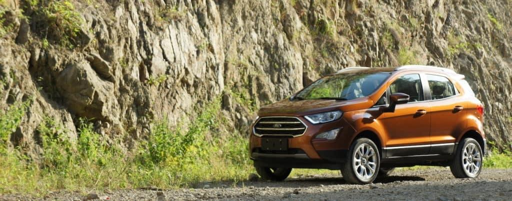 2019 ford ecosport models and specs