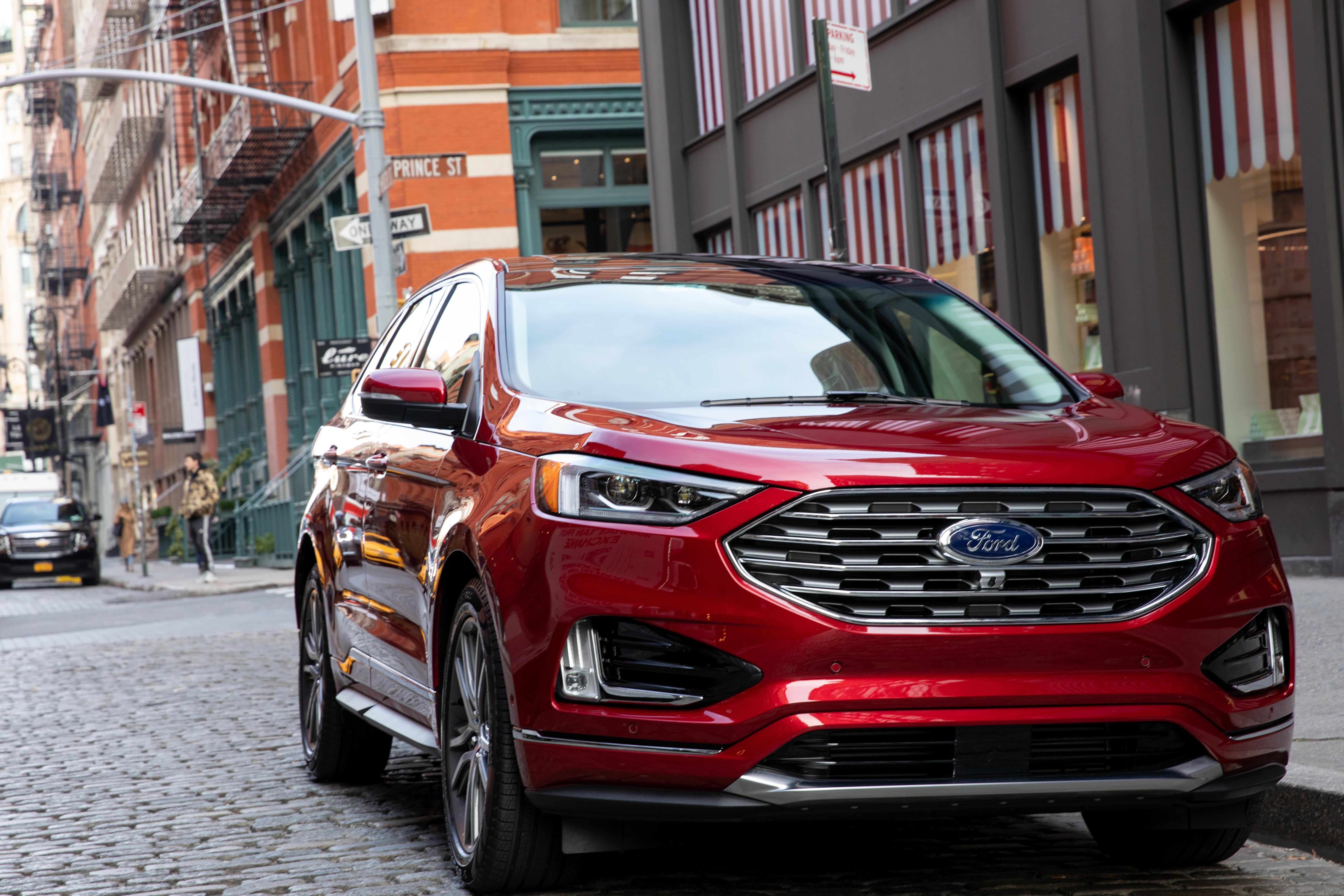 2019 Ford Edge Models and Specs
