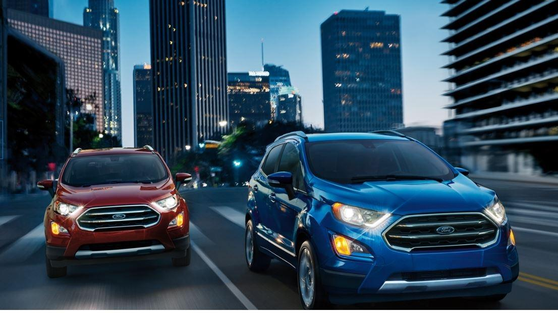 2020 Ford EcoSport | Southern California Ford Dealers
