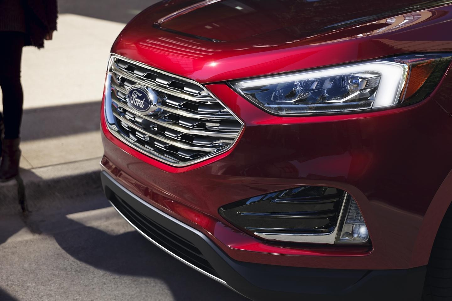 2020 Ford Edge Titanium | Southern California Ford Dealers