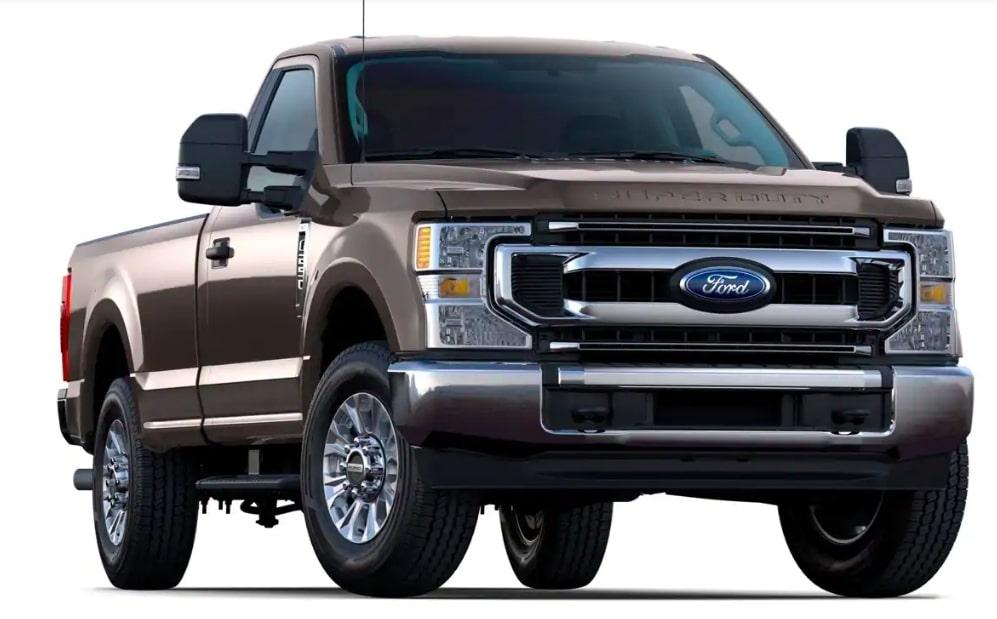 2020 Ford F-250 XLT Super Duty Model Features and Specs