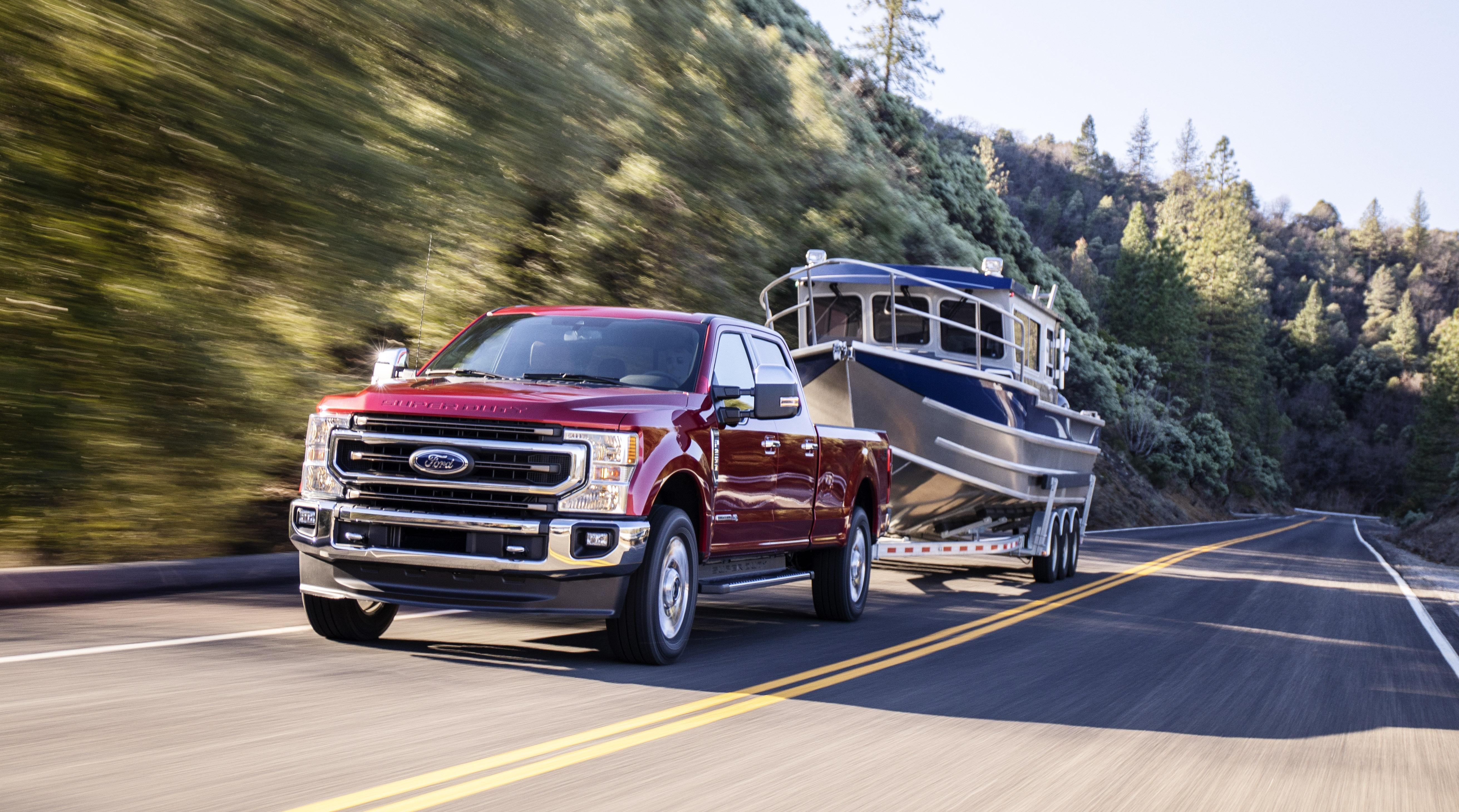 2020 Ford F-Series