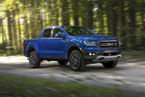 2020 Ford Ranger Lariat | Southern California Ford Dealers